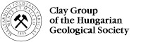 Clay Group of the Hungarian Geological Society